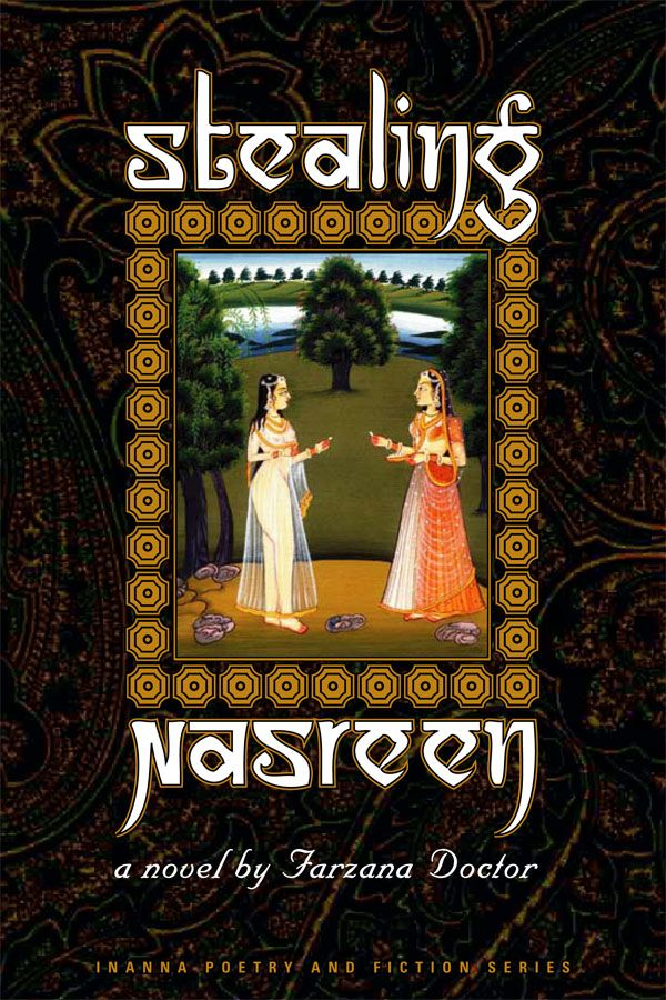 Stealing Nasreen cover image