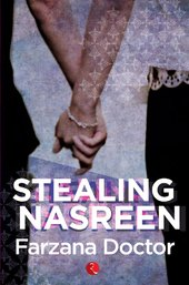 Cover image, Stealing Nasreen- Rupa edition)